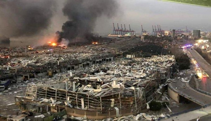 Beyrut Patlamasında Siyonist Rejimin Rolü