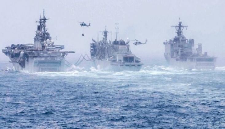 ABD'nin Deniz İttifakı ve Avrupa'nın Yaklaşımı