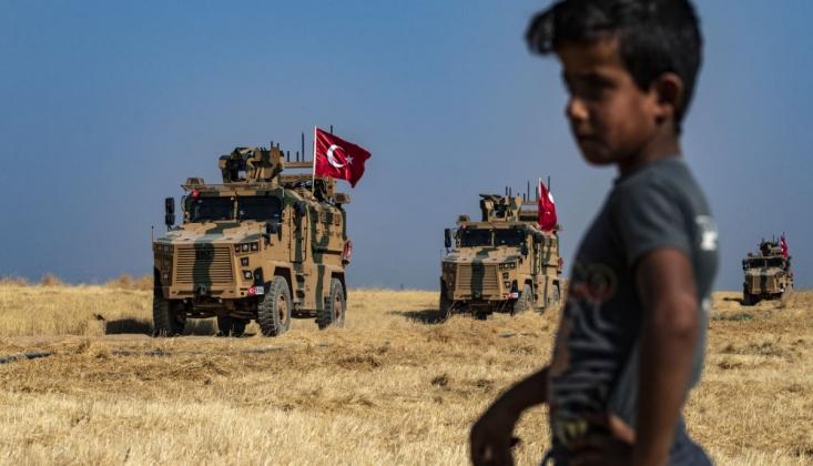 Bloomberg News: Türk Askerleri Sınırı Geçmeye Başladı