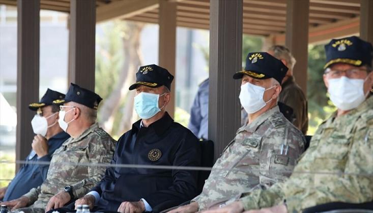 Akar ve TSK Komuta Kademesinden Sürpriz Kuzey Kıbrıs Ziyareti