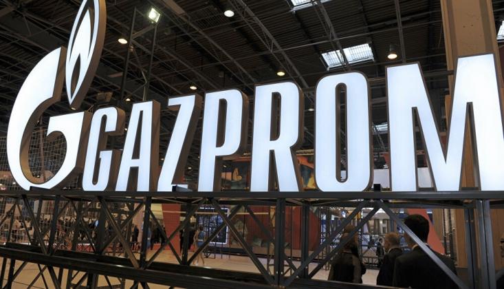 Gazprom'un Türkiye'ye Gaz Sevkiyatı 2 Kat Arttı