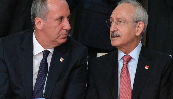 Kılıçdaroğlu'ndan İnce'nin CHP'den İstifasıyla İlgili İlk Açıklama