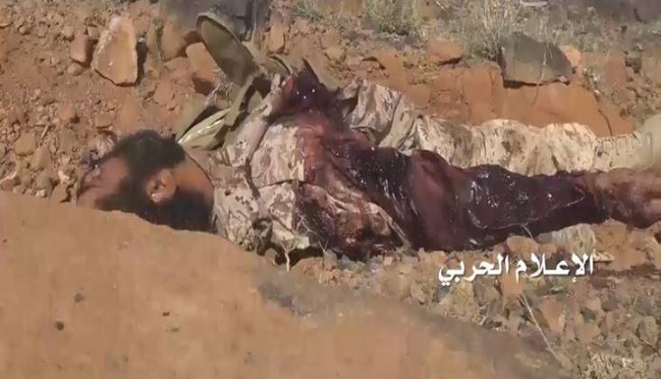 Yemen'in Kuzeybatısında Onlarca Suudi Koalisyon Paralı Askeri Öldürüldü