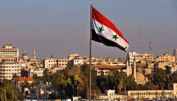 Suriye'den BM'ye Mektup