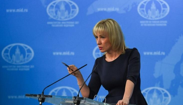 Rusya'dan ABD'nin İran Halkı ile İlgili İddialarına Eleştiri