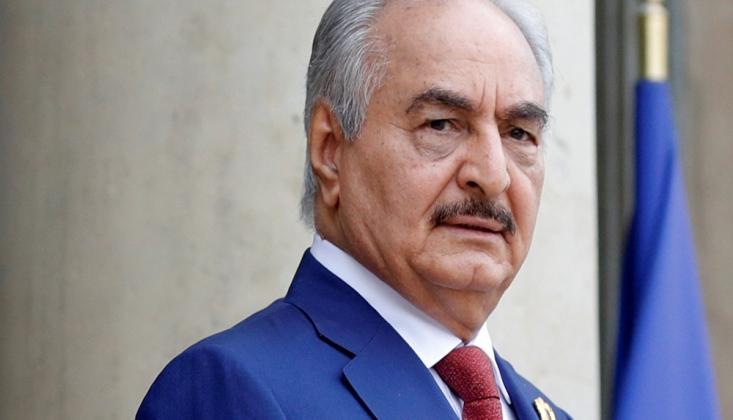 Libya Temsilciler Meclisi Yine Türkiye'yi Hedef Aldı