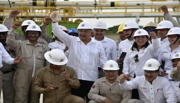 Meksika'da Son 30 Yılın En Büyük Petrol Rezervi Bulundu