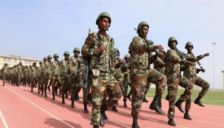 Somali Ordusu 3 Köyü Eş-Şebab'tan Kurtardı