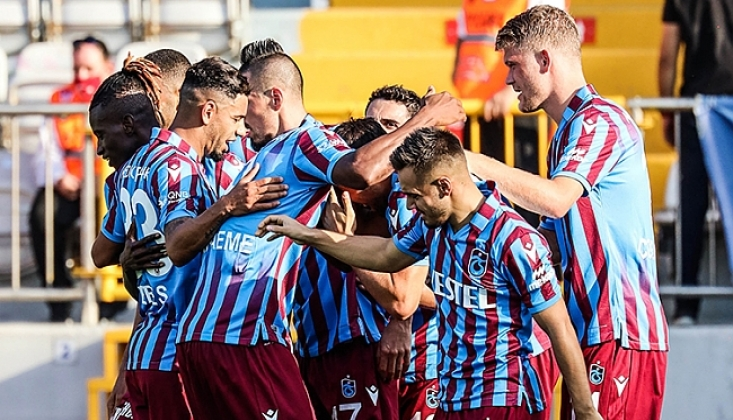 Trabzonspor - Alanyaspor! Muhtemel 11'ler