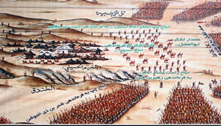 İmam Hüseyin'in (a.s) Ordusuna Karşı Suyun Kesilmesi