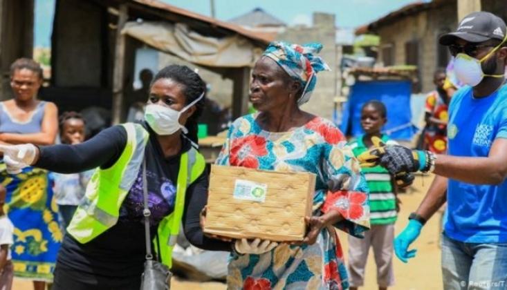 Afrika'da Koronavirüs Vaka Sayısı 160 Bini Aştı