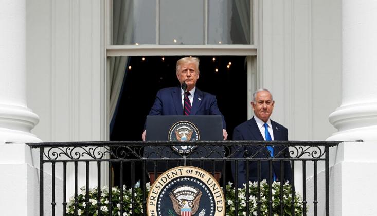 Filistin Kurtuluş Örgütü'nden Trump'a Yanıt