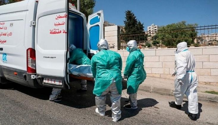 İsrail Filistin Direnişine Karşı Korona Aşısını Şantaj Olarak Kullanıyor