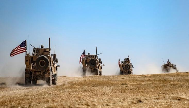 Suriye Ordusu, ABD Konvoyunun Kamışlı'ya Geçişini Engelledi