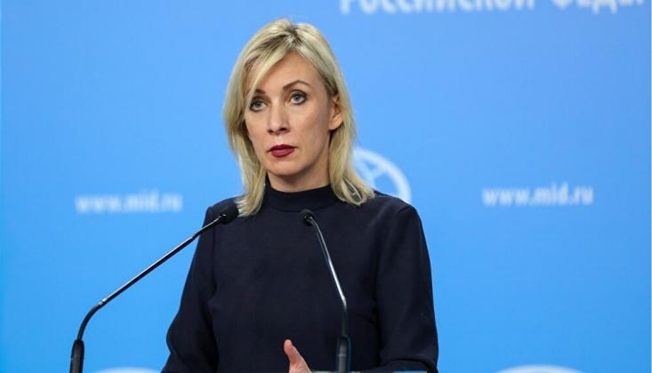 Rusya'dan Ukrayna ve NATO'ya Uyarı
