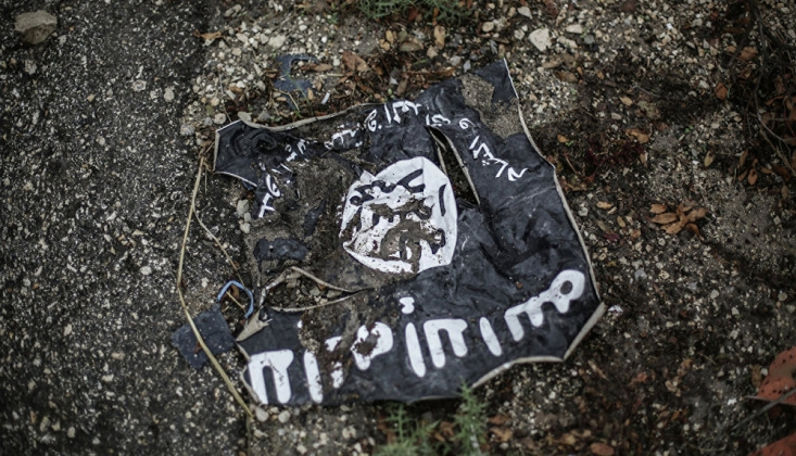 IŞİD'liler İçin 'Kartal' ve 'Kelebek' Emojili Şifre Kullanmış