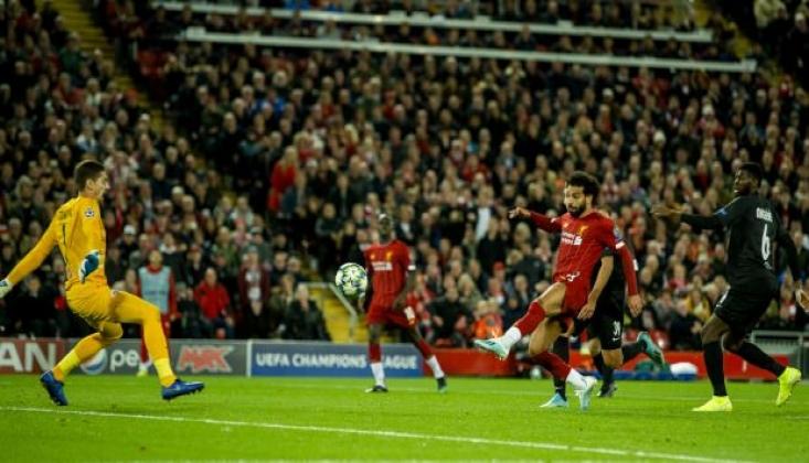 Liverpool Kabustan Uyandı!