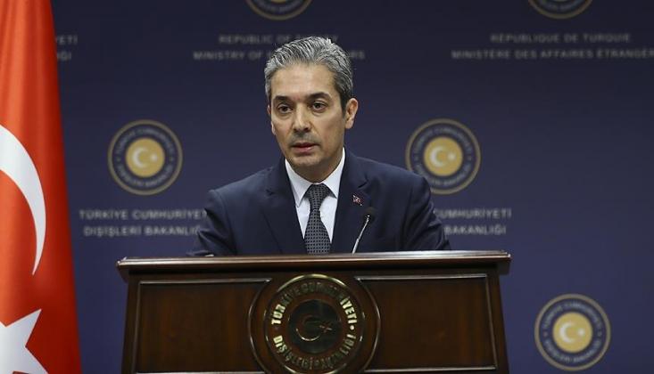 Türk Dışişleri'nden Doğu Akdeniz Açıklaması