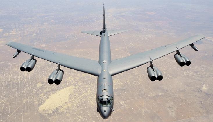 'ABD, İran'a Karşı Hint Okyanusu'na B-52 Gönderecek'