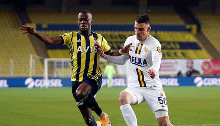 Fenerbahçe - Ankaragücü Maç Sonucu