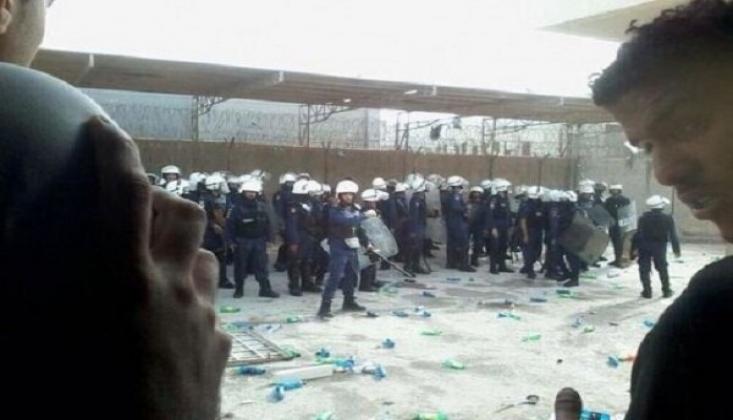 Bahreyn Rejimi Mahkumlara Saldırdı
