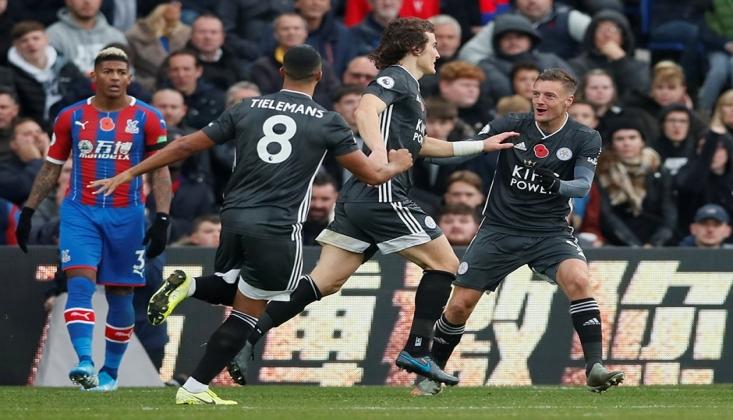 Çağlar İlk Golünü Attı Leicester Kazandı!
