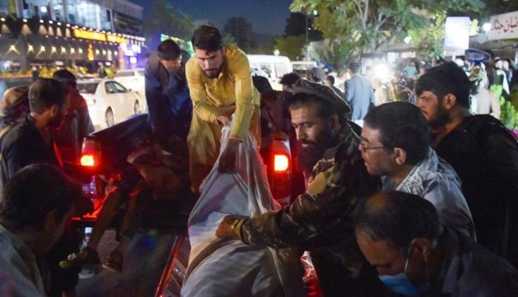 Kabil'deki Peş Peşe Patlamalarda Ölü Sayısı 90'a Yükseldi