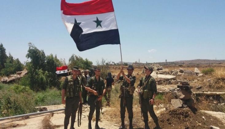 Mısır Partisi: Suriye'nin İstikrarı, Bölgeyi Bölme Planını Bozdu