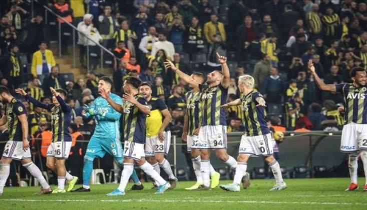 Fenerbahçe, 2019'da 21 Galibiyet Aldı