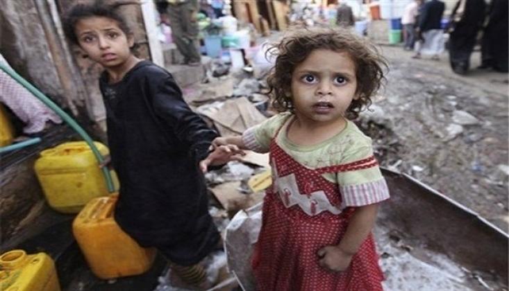 Suud İşgali, Yemen'in Yarısını İçme Suyundan Mahrum Bırakıyor