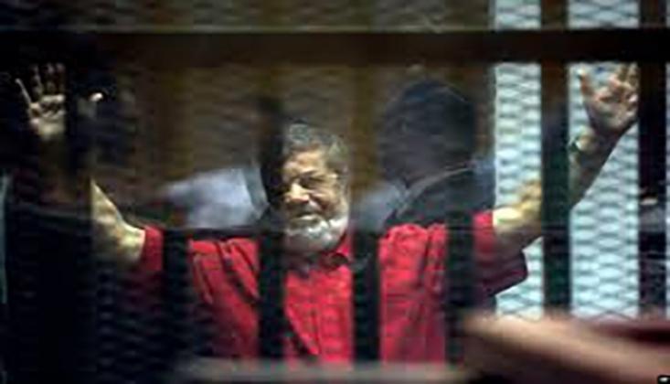 Sisi'nin Mürsi'nin Ölümünde Rolü İfşa Oldu