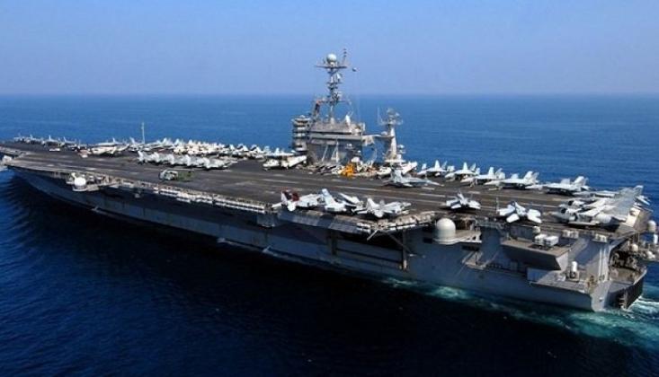 ABD Uçak Gemisinde İkinci Koronavirüs Dalgası