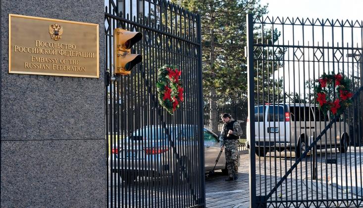 ABD, 24 Rus Diplomattan Ülkeyi Terk Etmelerini İstedi