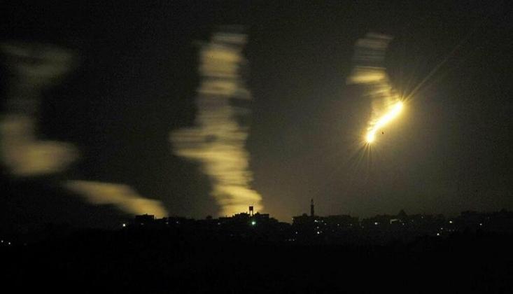 Gazze'den İsrail'in Aşkelon Bölgesine Füze Saldırısı