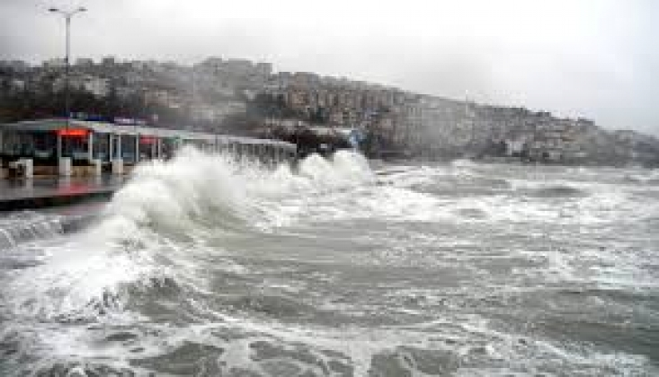 İBB'den Fırtına ve Lodos Uyarısı