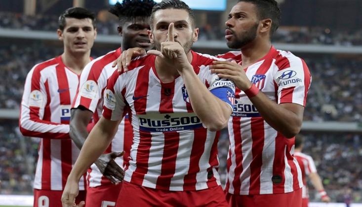 Atletico Madrid'de Oyuncular Maaş İndirimine Gitti