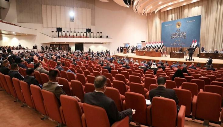 Irak'ta Yeni Hükümet, Meclisten Güvenoyu Aldı