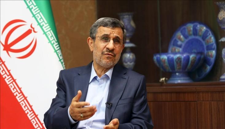 Mahmud Ahmedinejad: Üç Ülkenin İşbirliği Tek Yol