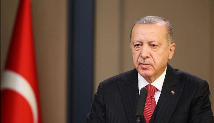 Erdoğan: YPG Verilen Sürelerde Tamamen Çekilmedi!