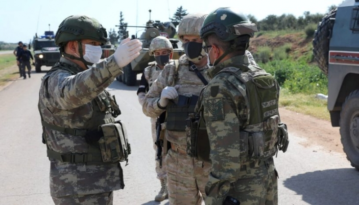 Rus-Türk Ortak Devriyesine Bombalı Saldırı Düzenlendi