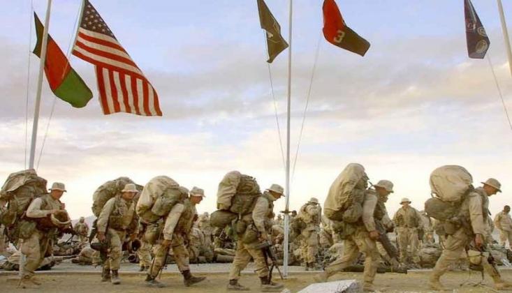 ABD Afganistan'daki Üsleri Teslim Ediyor