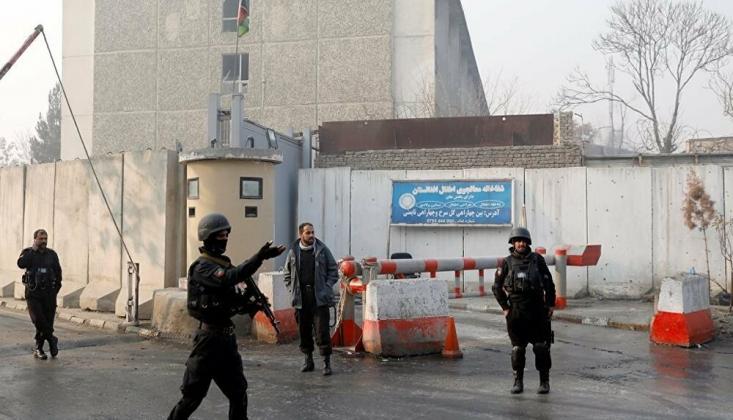 Afganistan'daki BM Ofisine Saldırı