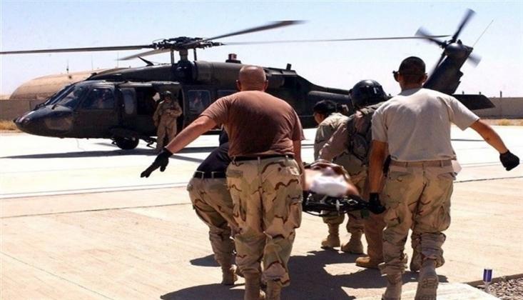 CENTCOM: Ayn el Esad'da Olandan Daha Fazla Yaralı Yolda