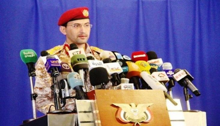 Yemen Ordusundan Suudi Mevzilerine İHA'lı Operasyon