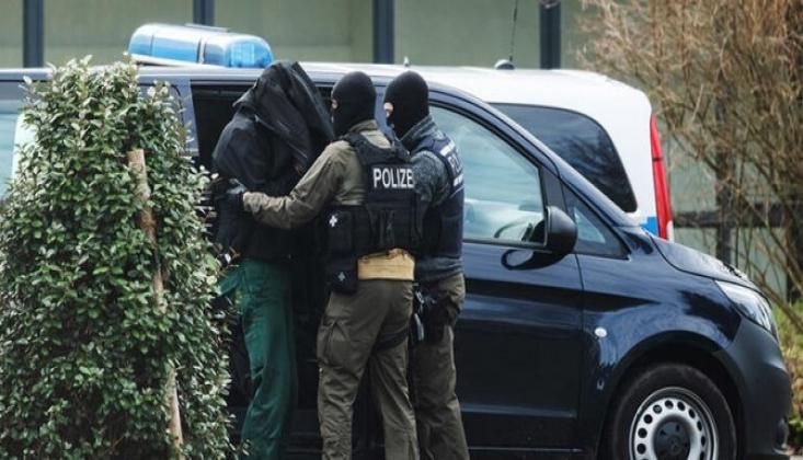 Almanya'da Camiyi Kana Bulayacaklardı