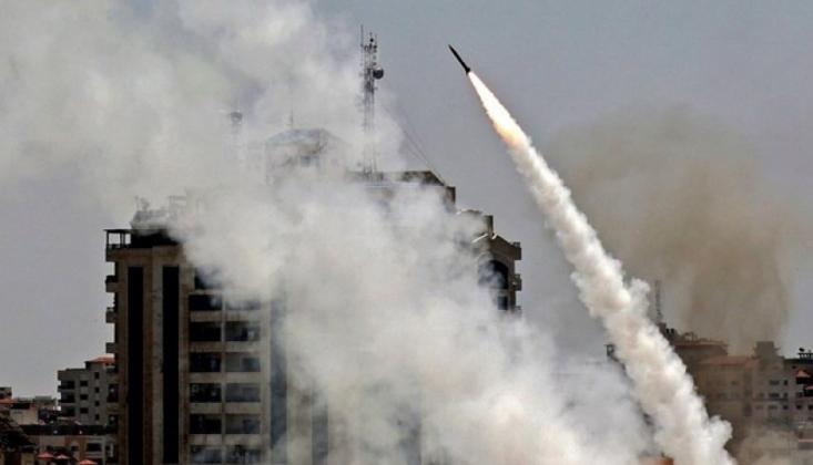Avrupalılar Füze Saldırılarını Durdurması İçin Hamas'ı Tehdit Etti
