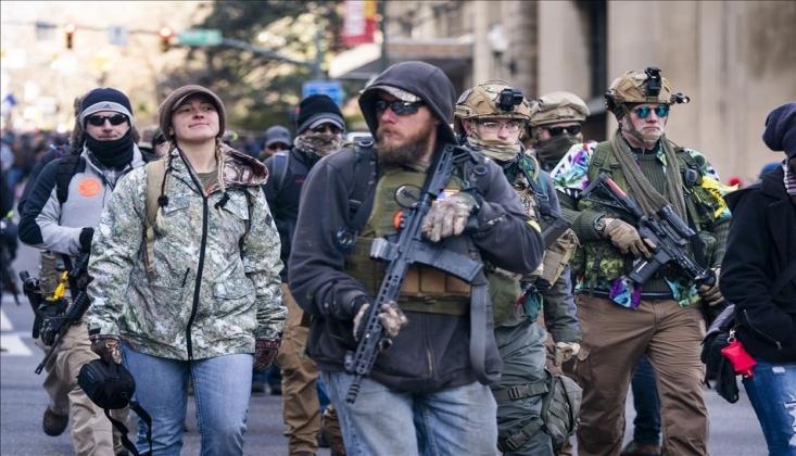 Amerikan Halkı Kime, Neye Karşı Silahlanıyor?