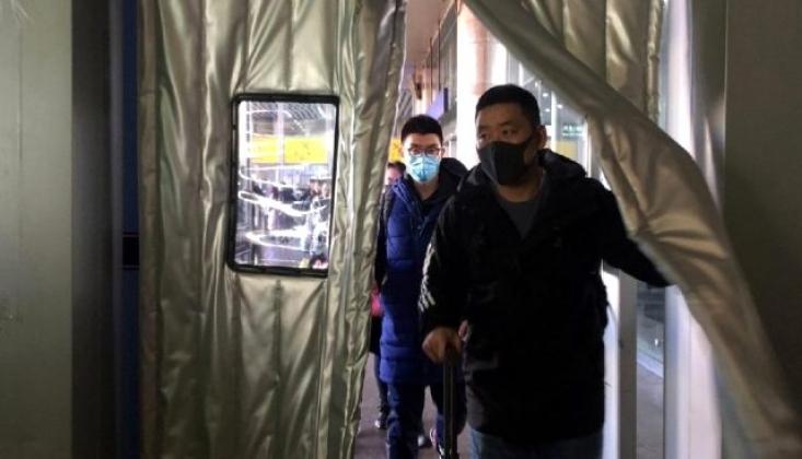 Koronavirüs Kazakistan'a da Sıçradı