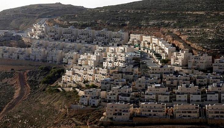 Netanyahu'dan Batı Şeria'ya 300 Yasadışı Konut İnşası Talimatı