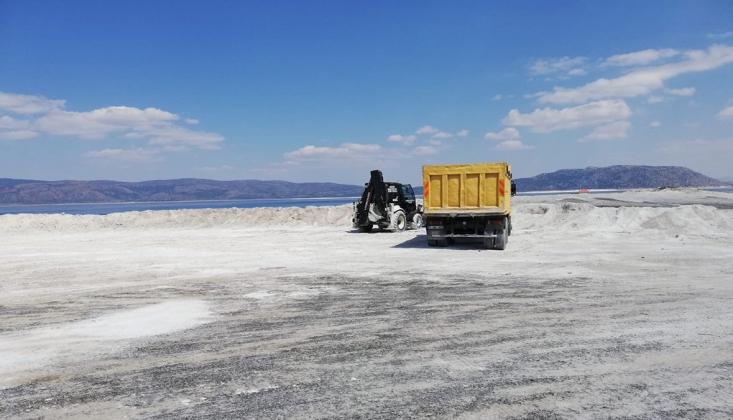 Salda Gölü İmar Planı Onaylandı